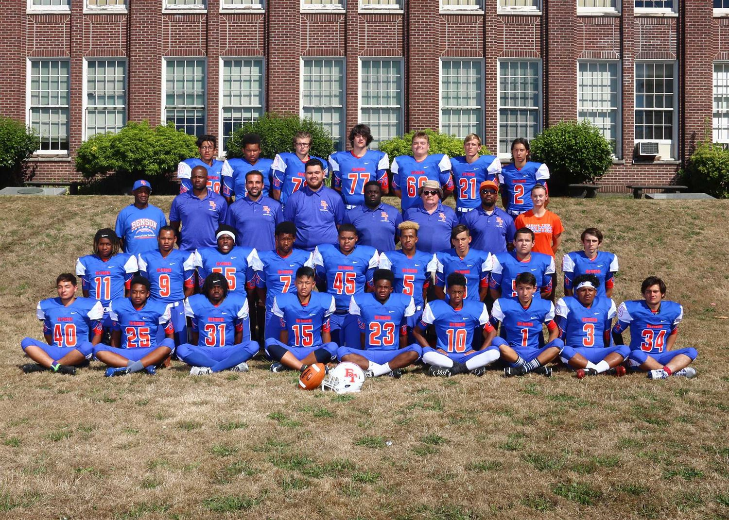 Benson Tech High School - Boys Varsity Football