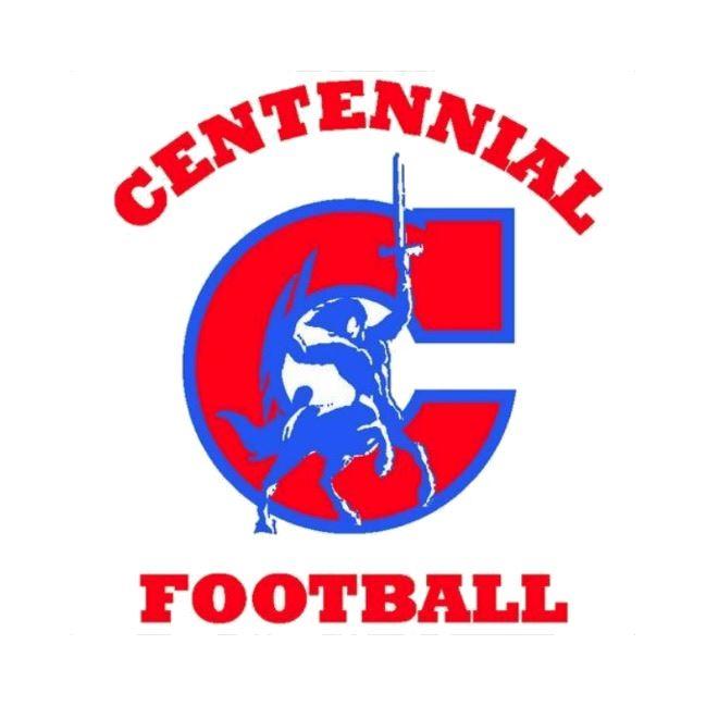 Centennial Secondary - JV Centaurs Football