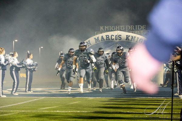 San Marcos High School - FROSH NAVY FOOTBALL