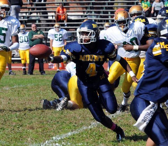 Mt. St. Michael Academy High School - Boys Varsity Football