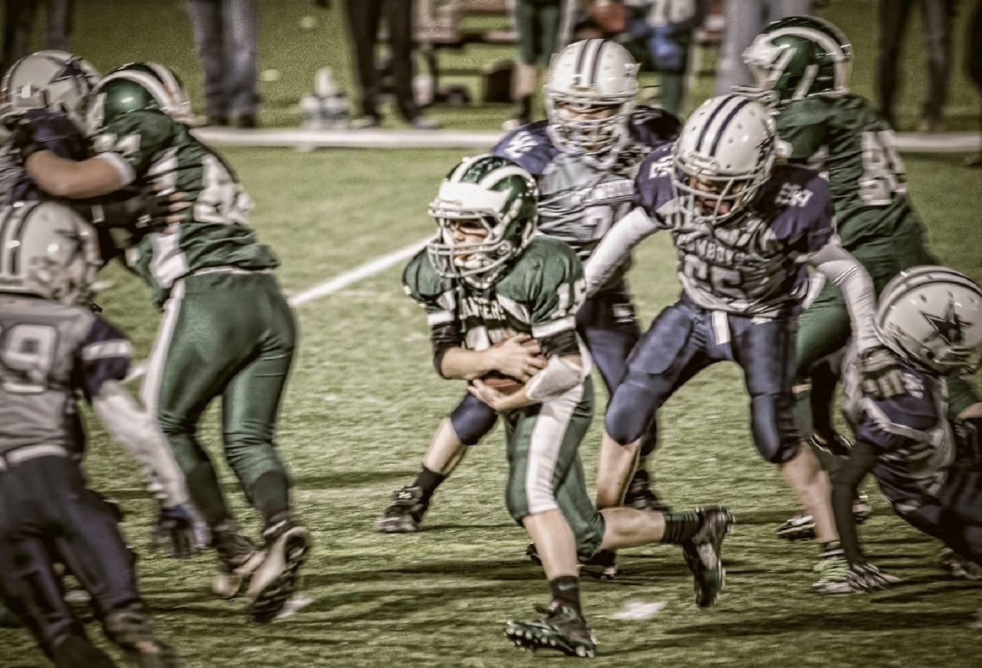 Livingston Jr. Lancers Football - WEJFL - Mens Varsity Football