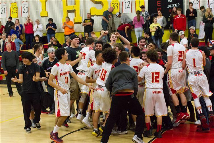 Yreka High School - Boys' Varsity Basketball