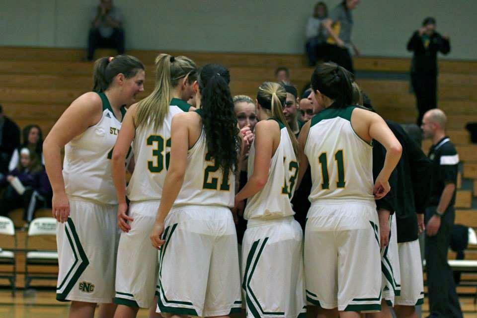 St. Norbert College - SNC Women's Basketball