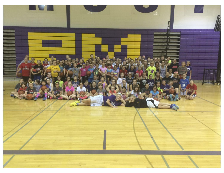 Rolling Meadows High School - Girls Varsity Basketball