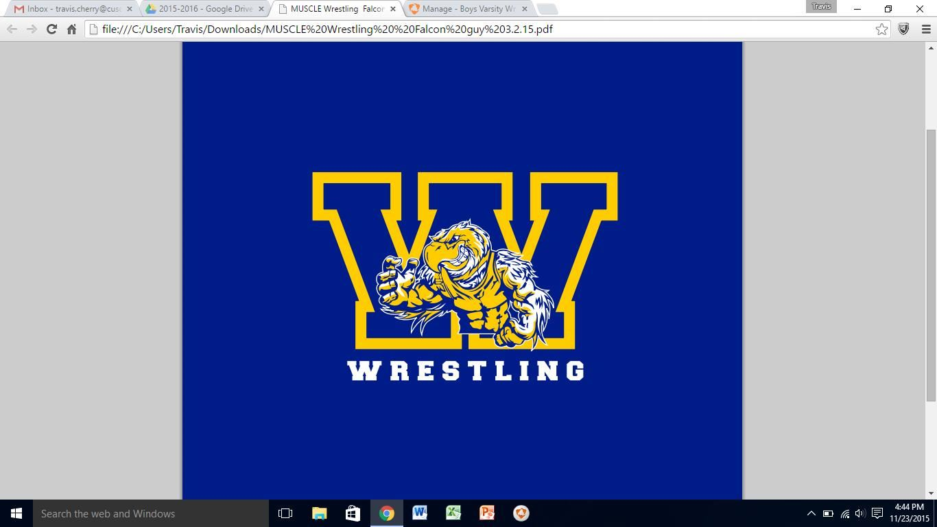 Wheaton North High School - Wrestling