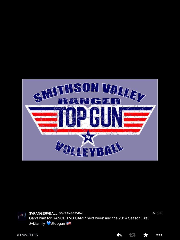 Smithson Valley High School - SMITHSON VALLEY RANGERS