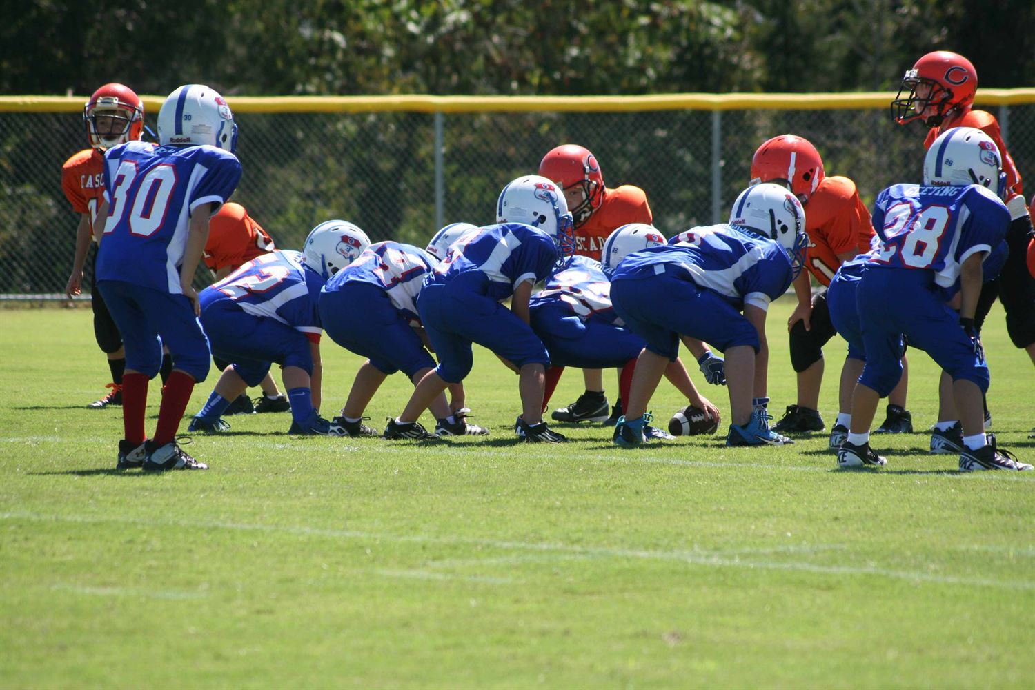 Forrest High School - Chapel Hill Youth Football