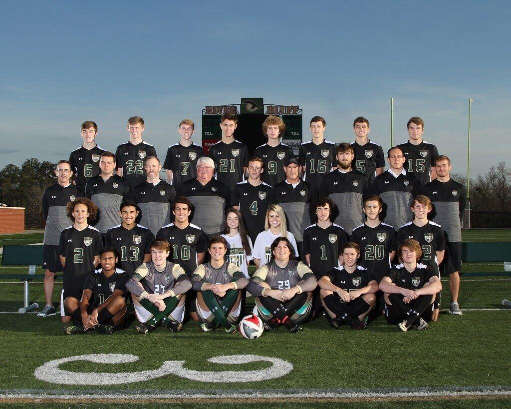 River Bluff High School - River Bluff Mens Varsity Soccer