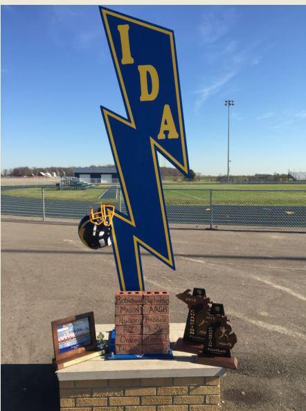 Ida High School - Boys Varsity Football