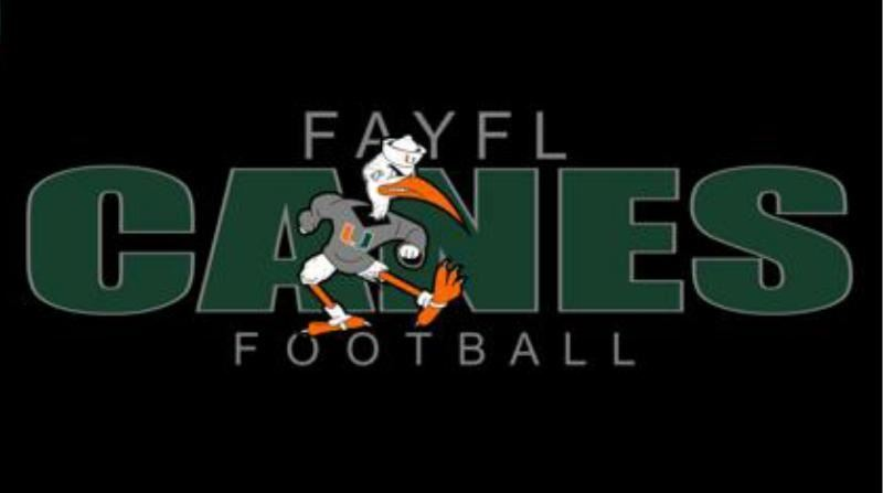 Brian Edwards Youth Teams - FAYFL Canes 12U
