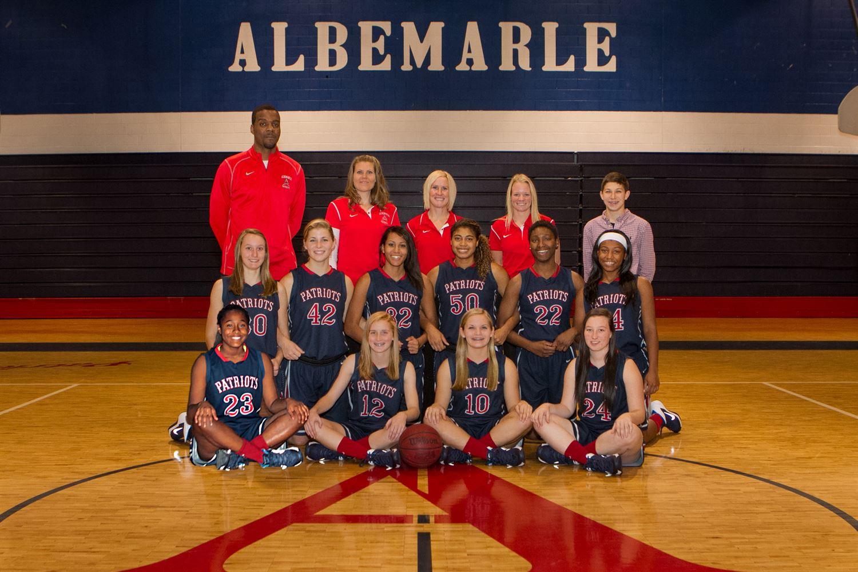 Albemarle High School - Girls Varsity Basketball