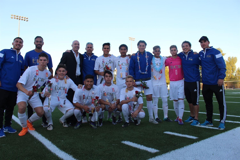 El Camino Real High School - ECR Boys Soccer