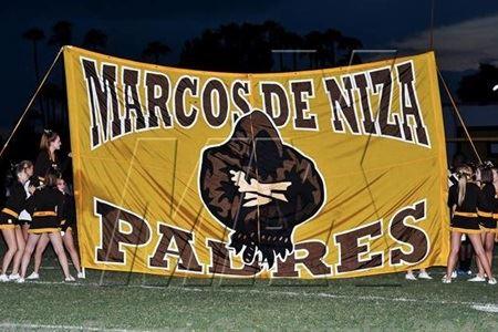 Marcos de Niza High School - Boys' Varsity Football