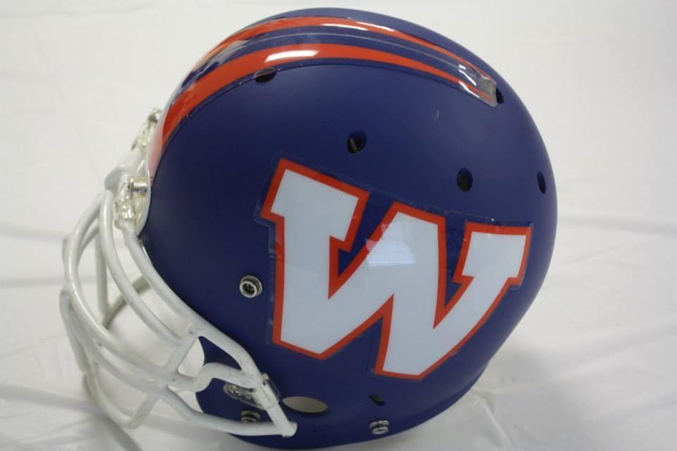 Whiteville High School - Boys Varsity Football