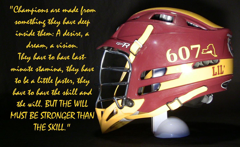Ithaca High School - Boys Varsity Lacrosse