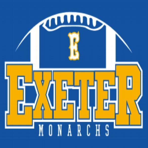 Exeter Union High School - Boys' Varsity Football