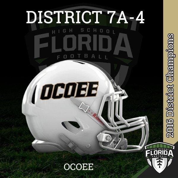 Ocoee High School - Boys Varsity Football