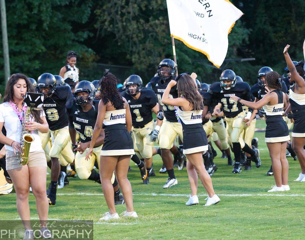 Western Guilford High School - Varsity Football