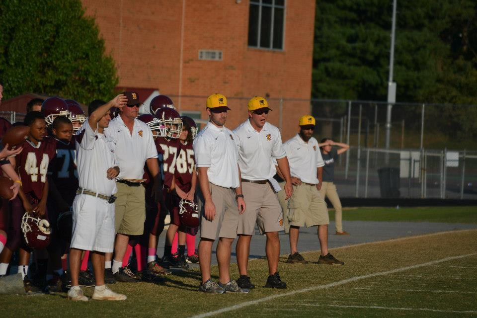 Brookville High School - B-Team Football