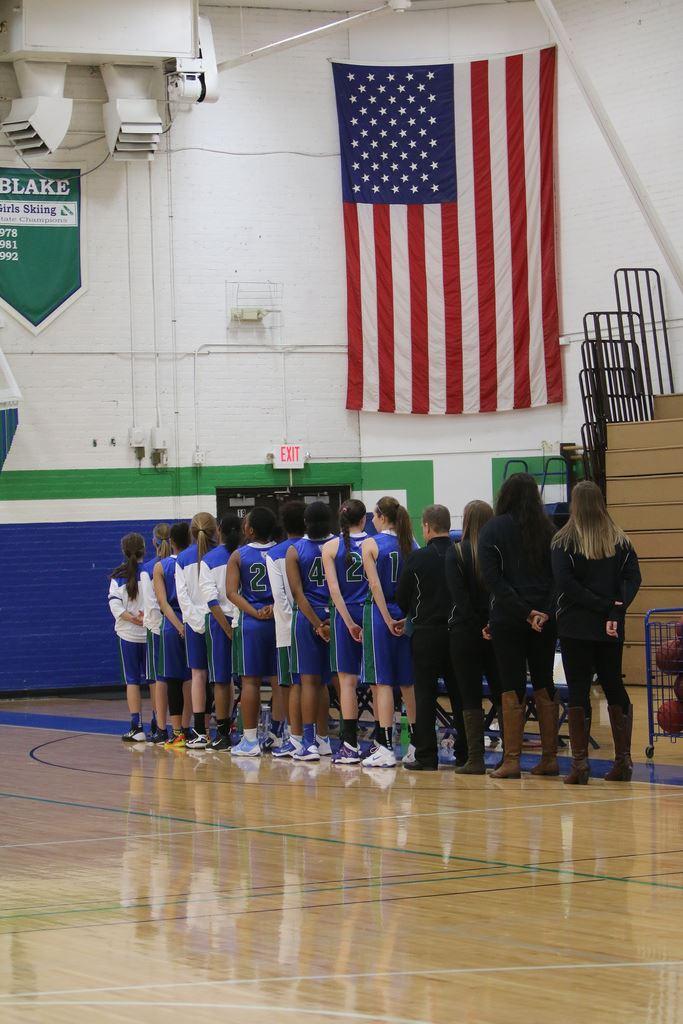 Blake High School - Girls Varsity Basketball
