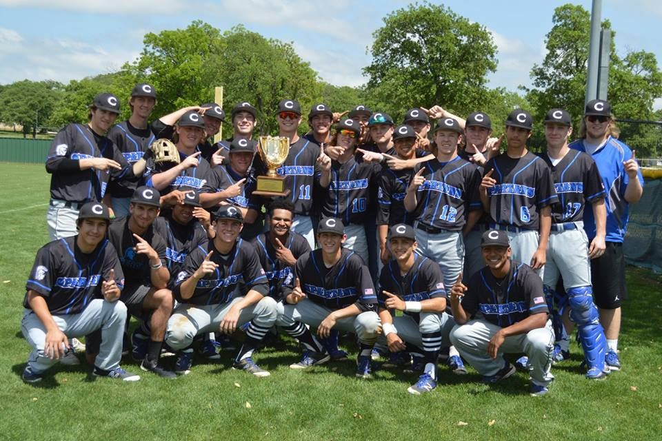 Centennial High School - Spartan Baseball