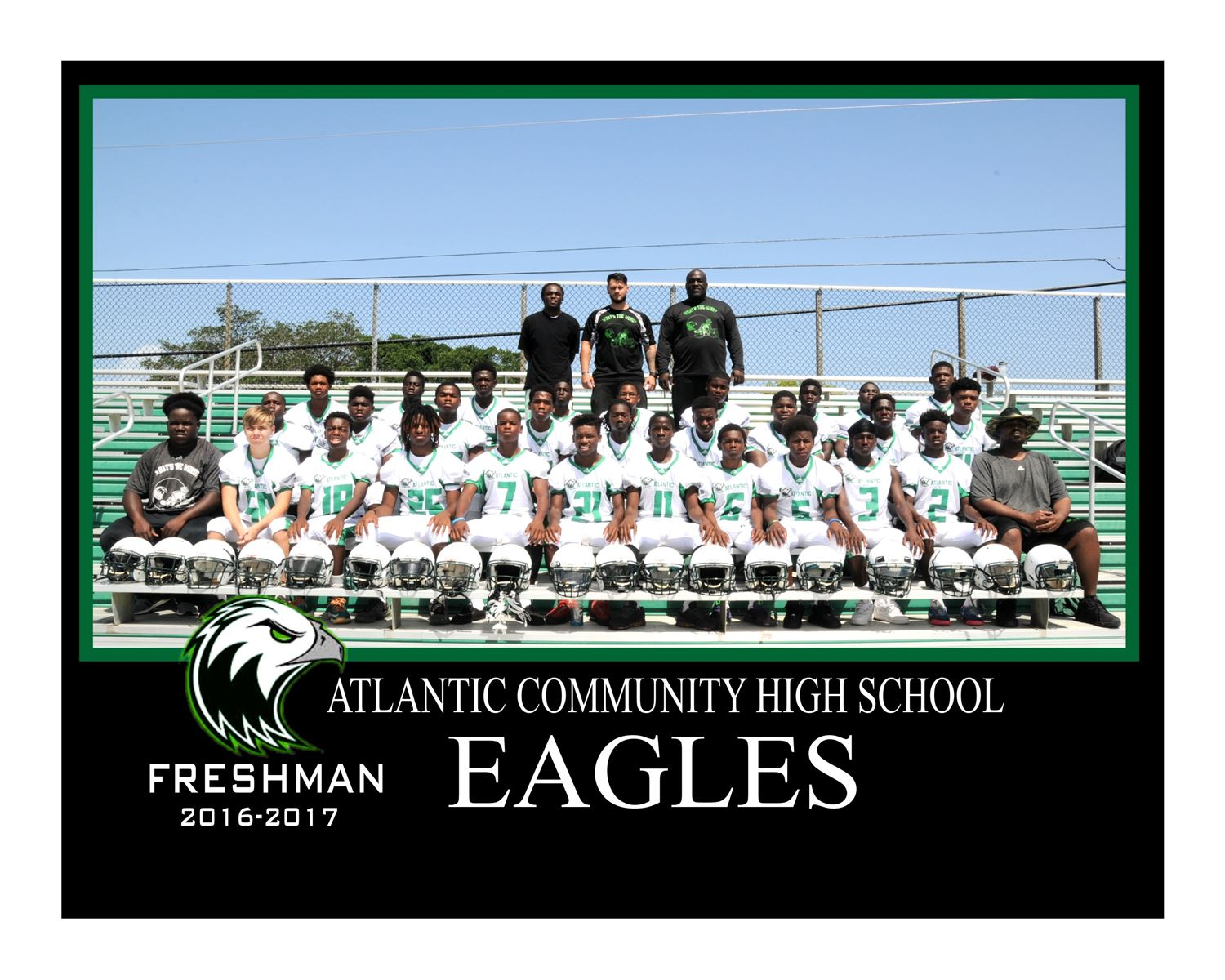 Atlantic High School - Boys' Freshman Football