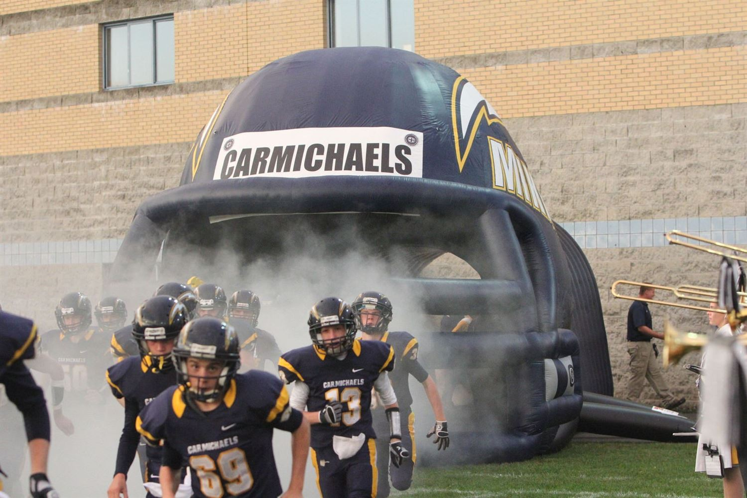 Carmichaels High School - Boys Varsity Football