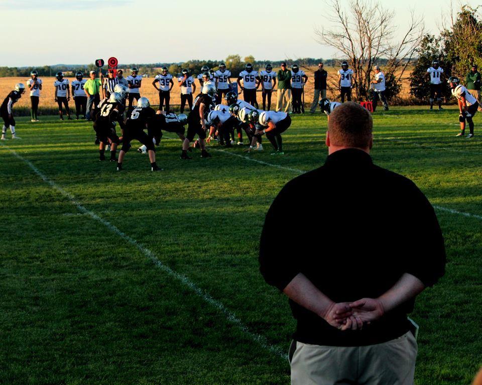 Drake/Anamoose High School - Boys' Varsity Football
