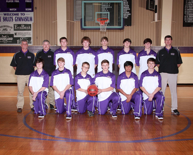 Fairview High School - JV Basketball