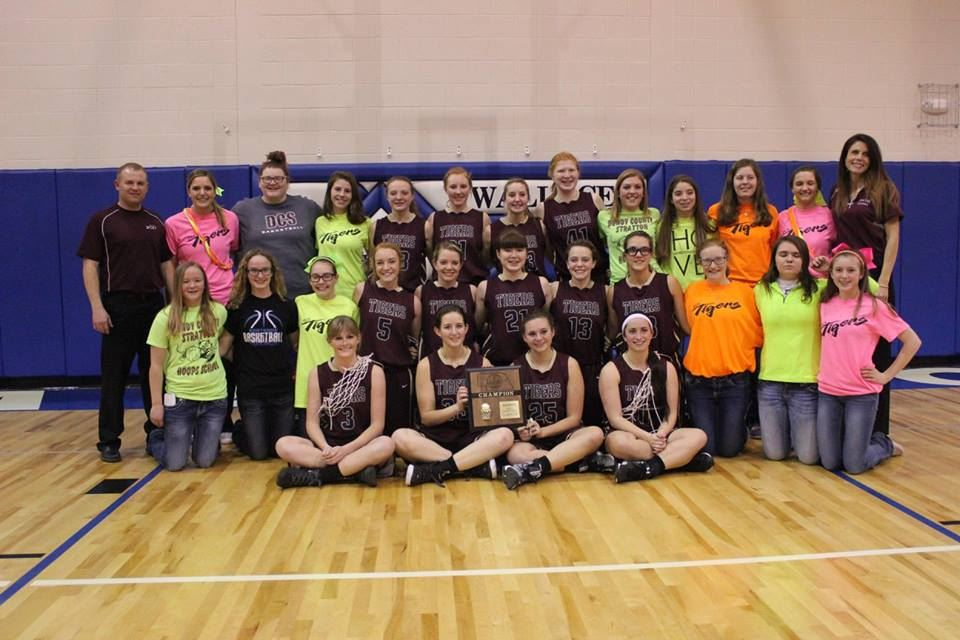 Dundy County Stratton High School - Women's Varsity Basketball