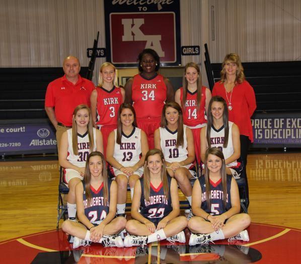 Kirk Academy High School - Girls Varsity Basketball