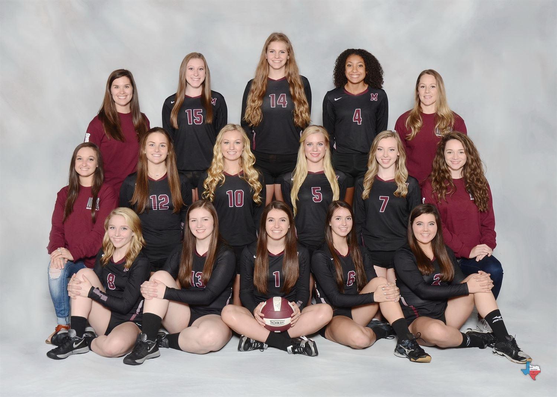 Magnolia High School - Magnolia Varsity Volleyball