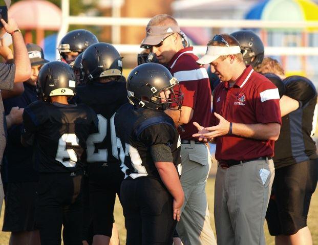 Spartanburg Christian Academy High School - SCA MS FOOTBALL