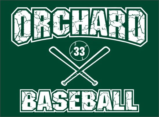 Clearwater/Orchard High School - Orchard Baseball