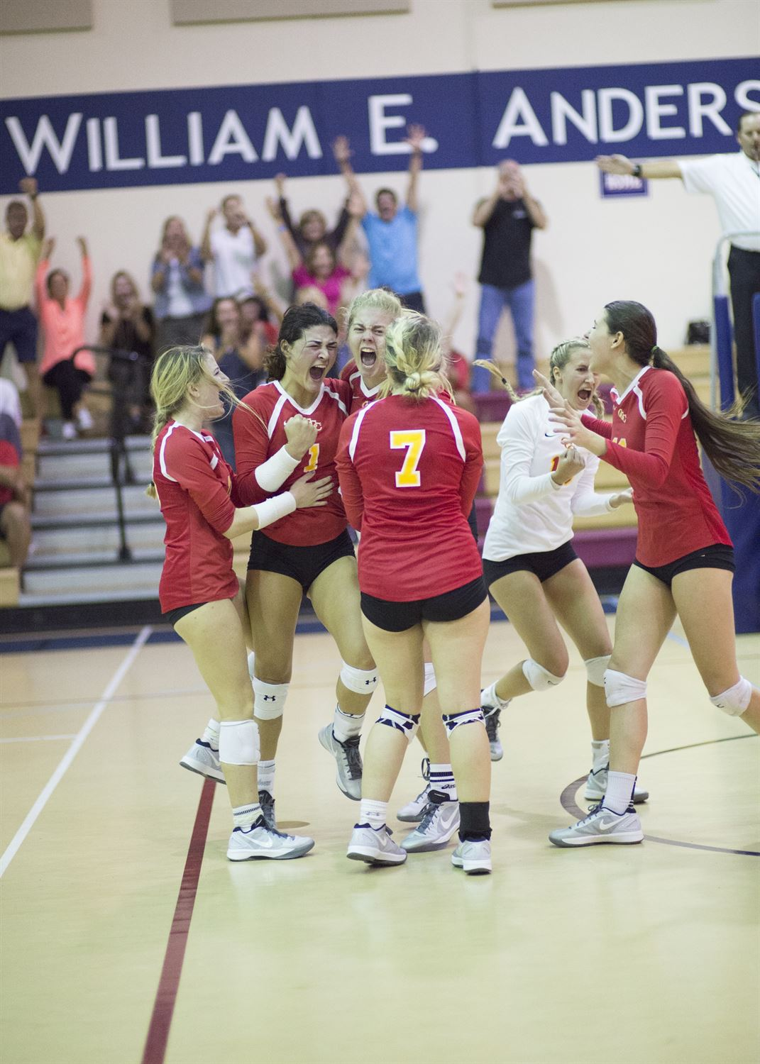 Clearwater Central Catholic High School - Girls' Varsity Volleyball