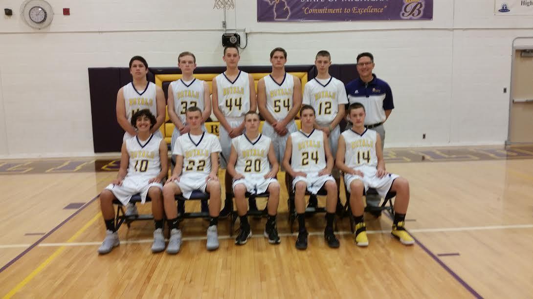Blissfield High School - Boys' JV Basketball