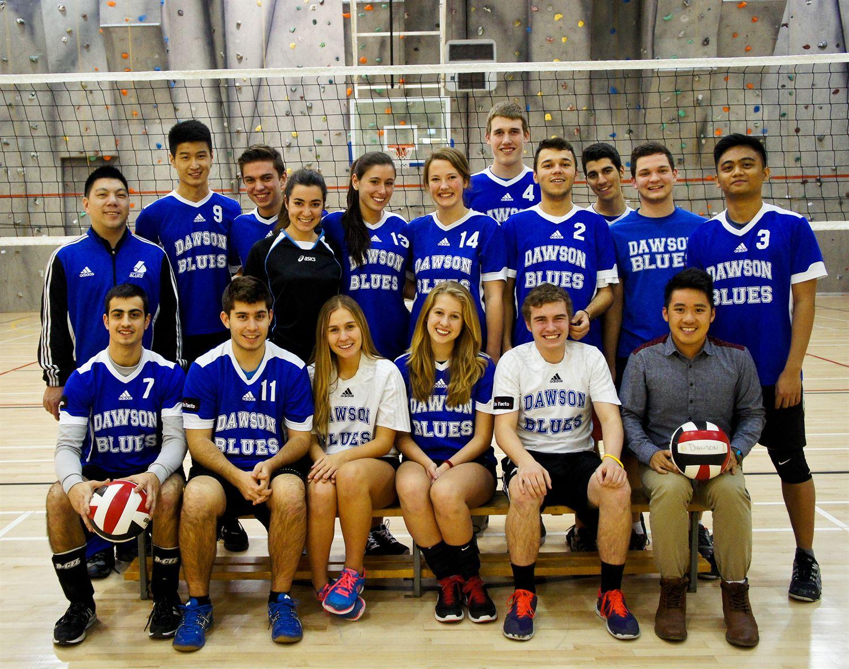 Dawson College - Coed Volleyball