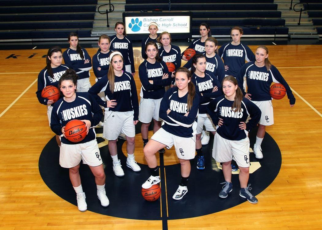 Bishop Carroll High School - Girls Varsity Basketball