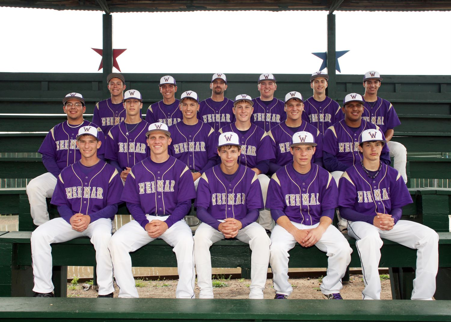 Weimar High School - Weimar Baseball