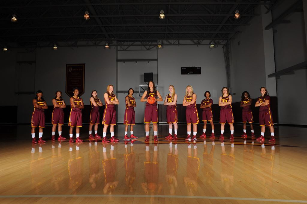 Arizona State University - Sun Devil Women's Basketball