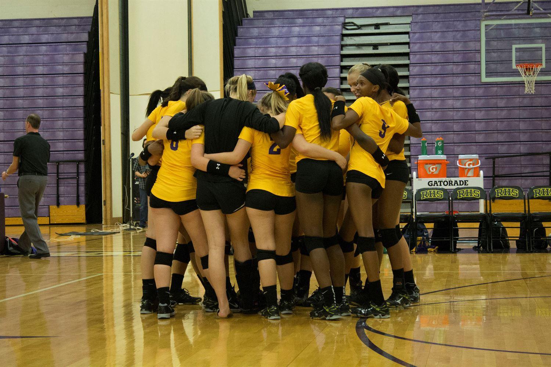 Richardson High School - Girls' Varsity Volleyball