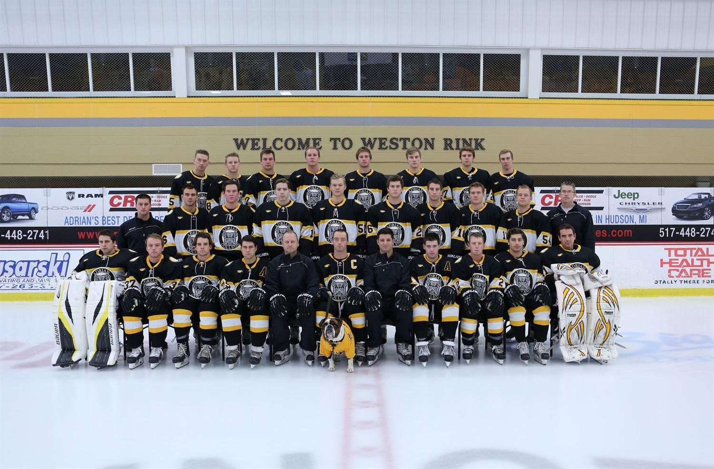 Adrian College - Varsity NCAA Hockey