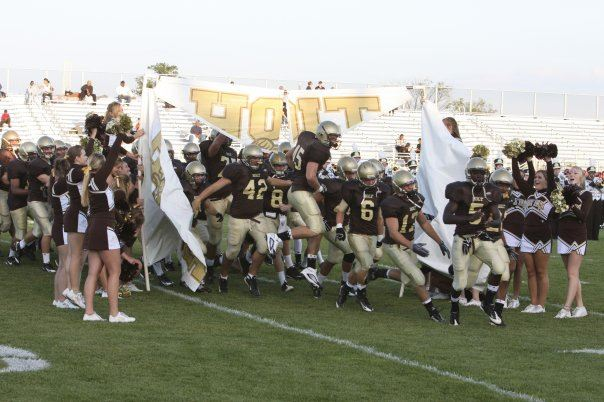 Holt High School - Boys Varsity Football