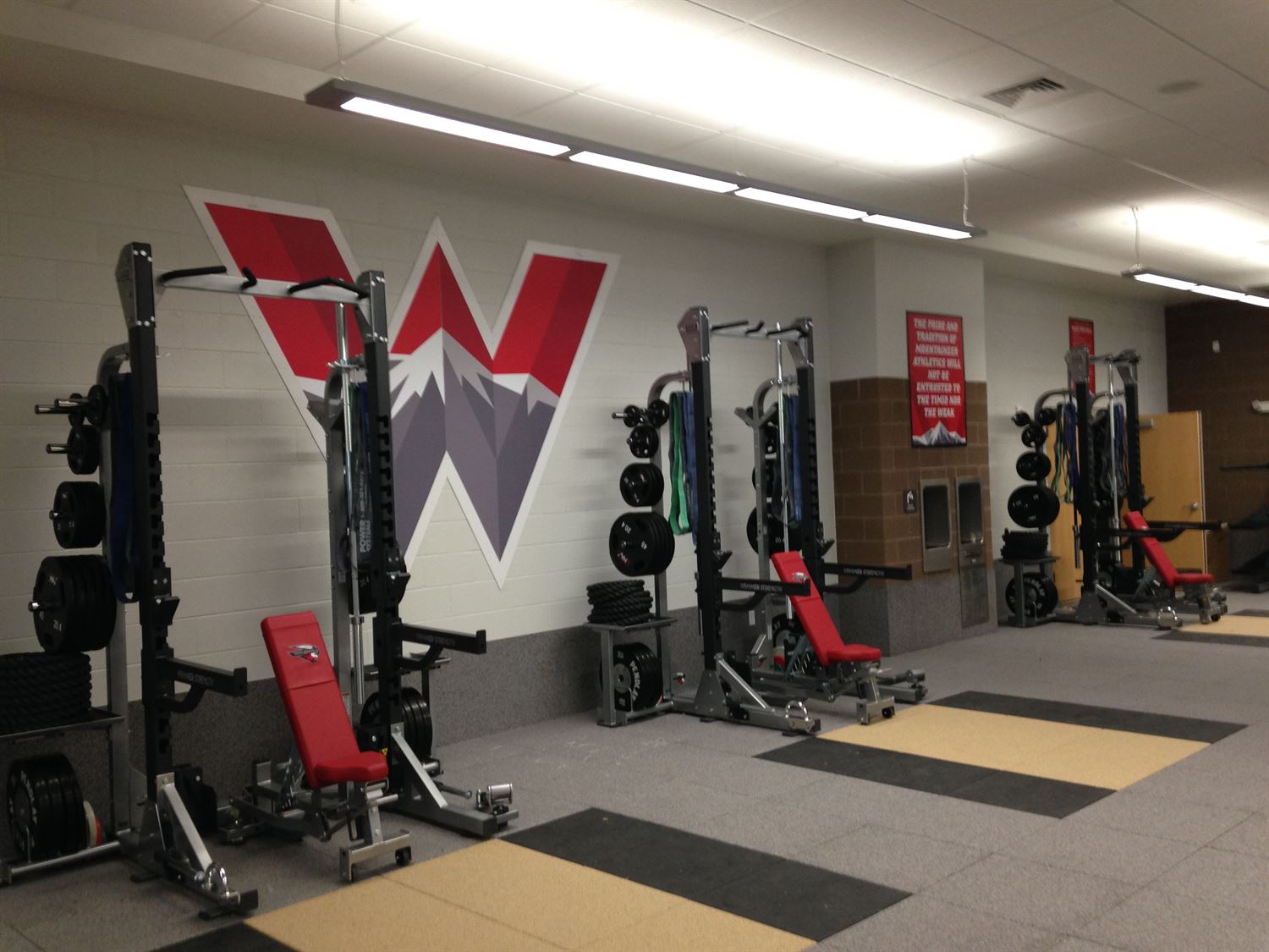 Western State Colorado University - Mountaineer Strength and Conditioning