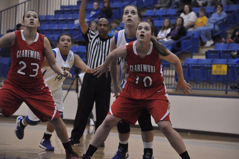 Claremore High School - Girls Varsity Basketball