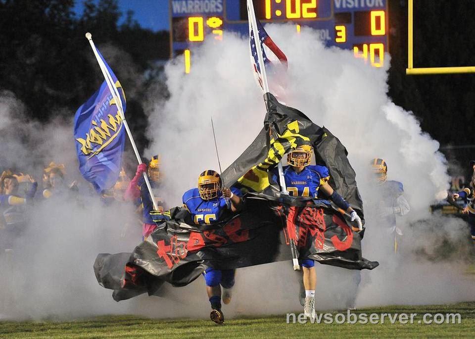 East Wake High School - Boys Varsity Football