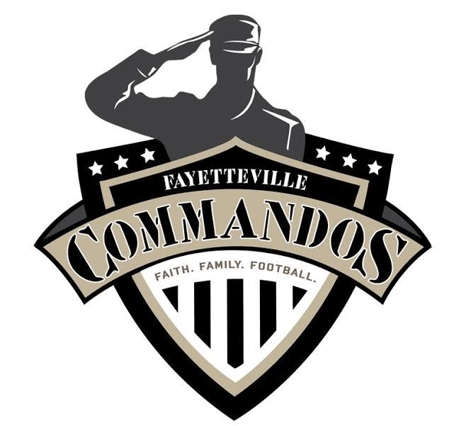 Alan Caudell II Youth Teams - Fayetteville Commandos