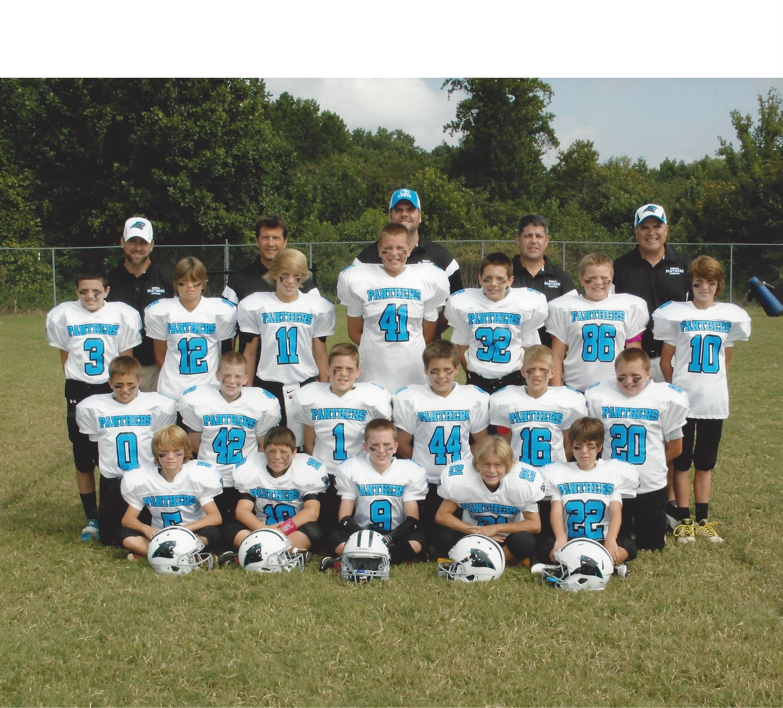 Richard Gough Youth Teams - Dolphins