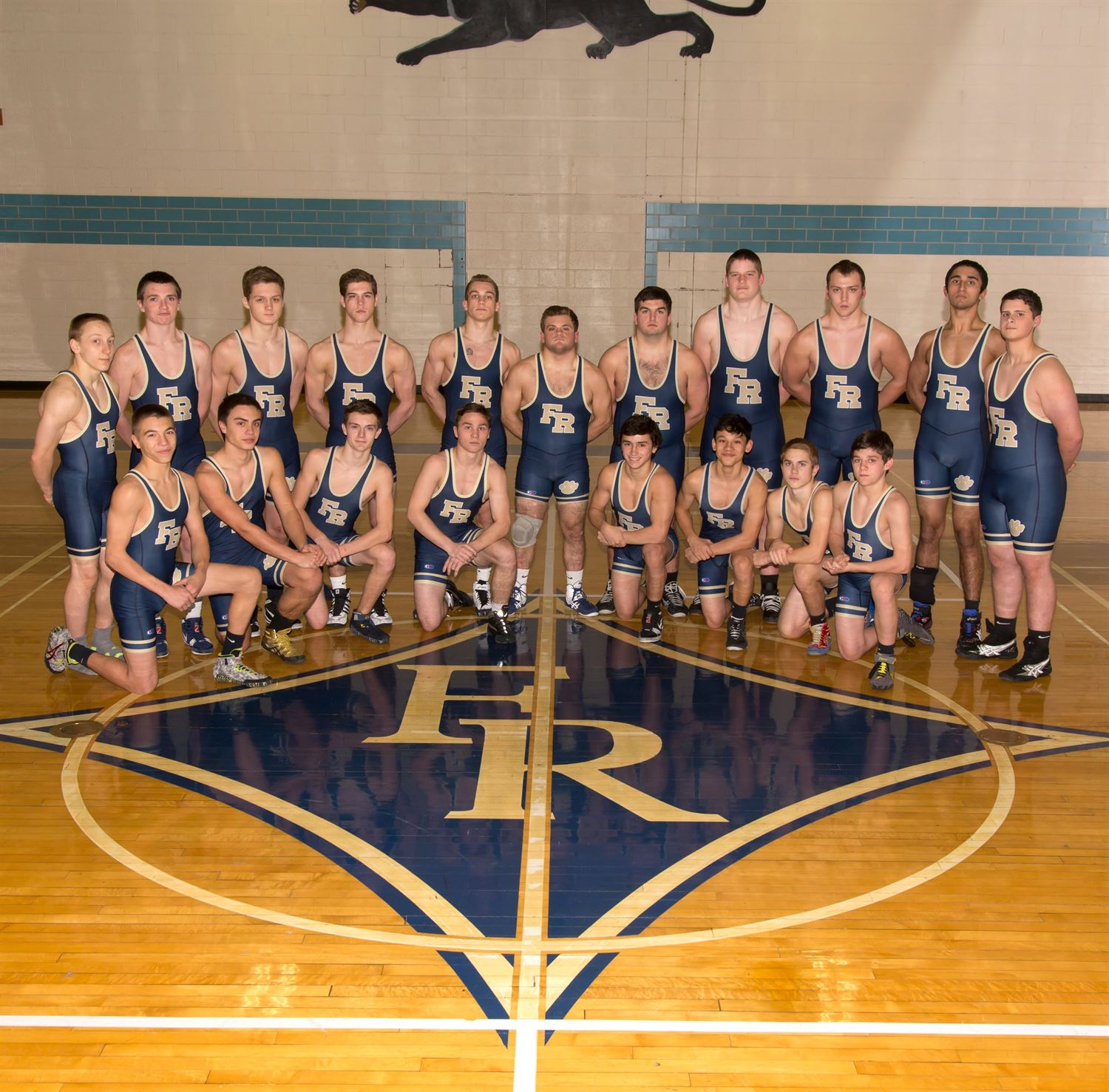 Franklin Regional High School - Boys Varsity Wrestling