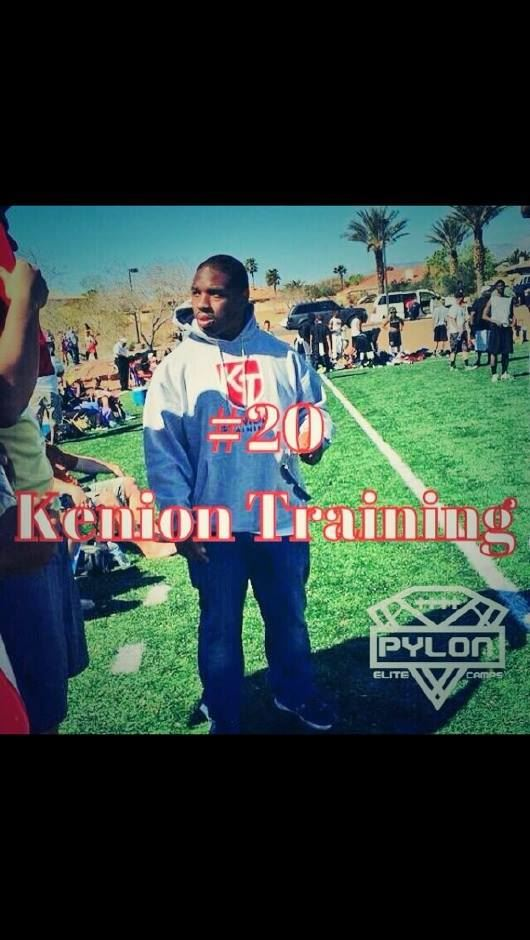 Nathan Kenion Youth Teams - Kenion Training 7 on 7